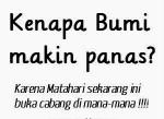 Koleksi Teka-Teki Lucu Indonesia Terbaru
