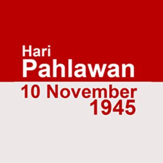 dp bbm hari pahlawan 10 november