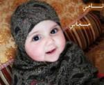 foto-bayi-lucu-muslim-berkerudung