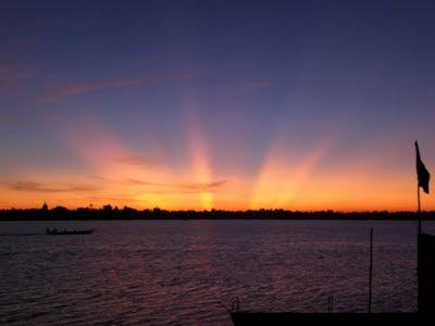 Gambar Indah Waktu Subuh Yang Menakjubkan | GambarGambar.co
