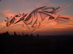 gambar graffiti 3d