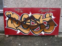 gambar graffiti 3d menarik