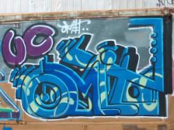 gambar graffiti jalanan