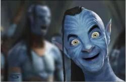 gambar mr bean paling lucu avatar