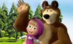 Koleksi Gambar Lucu Masha And The Bear