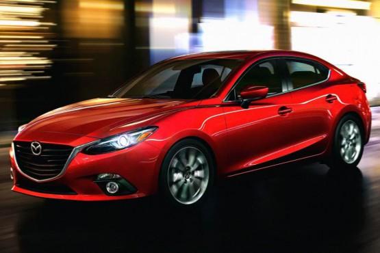 2015 Mazda 3