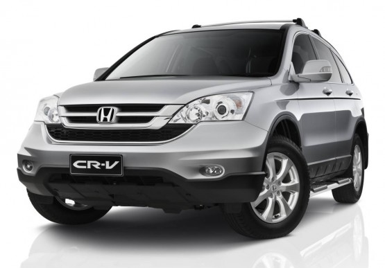 review Honda CRV