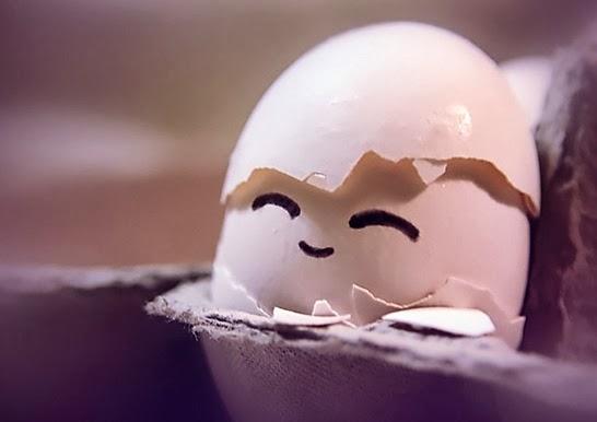 ekspresi telur sedih