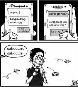 Meme Comic Lucu Asli Indonesia