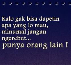 Gambar Foto DP BBM Sindiran buat Teman Munafik 1