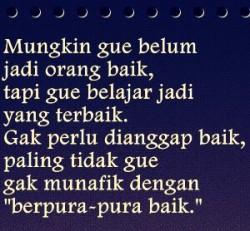 Gambar Foto DP BBM Sindiran buat Teman Munafik 4
