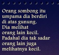 Gambar Foto DP BBM Sindiran buat Teman Munafik 6