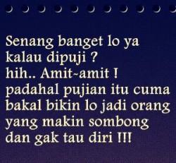 Gambar Foto DP BBM Sindiran buat Teman Munafik 8