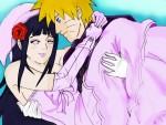 Gambar Romantis Naruto dan Hinata