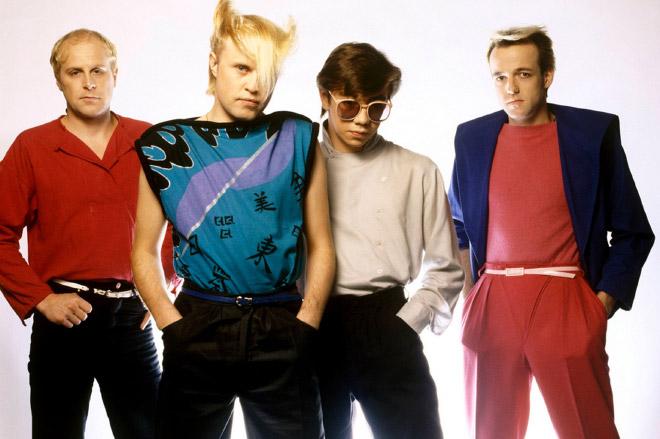 Kocaknya Model Baju ala Tahun 1980 Ini