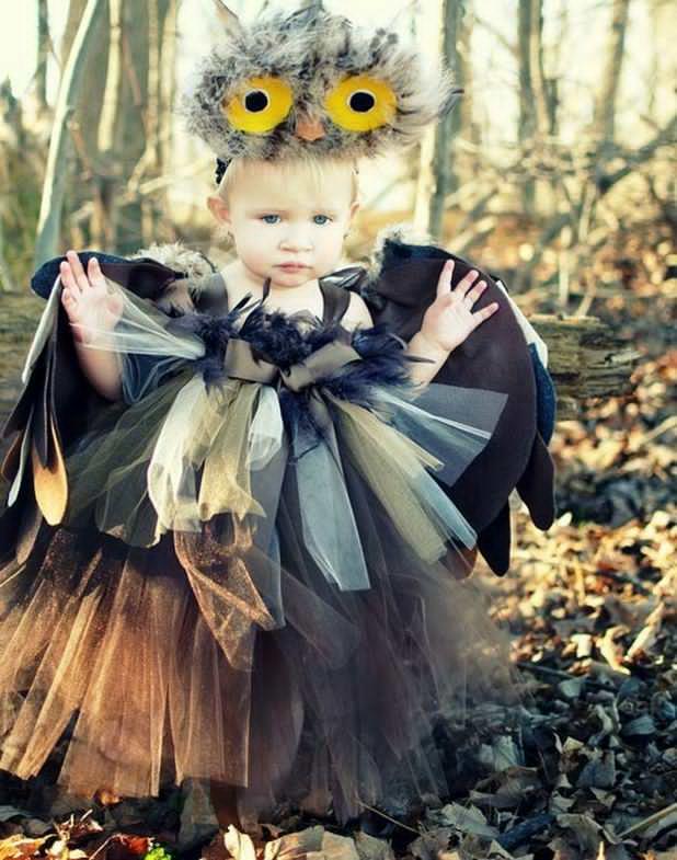 Bayi-Bayi Berkostum Halloween, Dijamin Super Menggemaskan