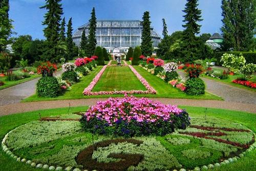 Menarik, Kebun Raya Terindah dari Seluruh Dunia!
