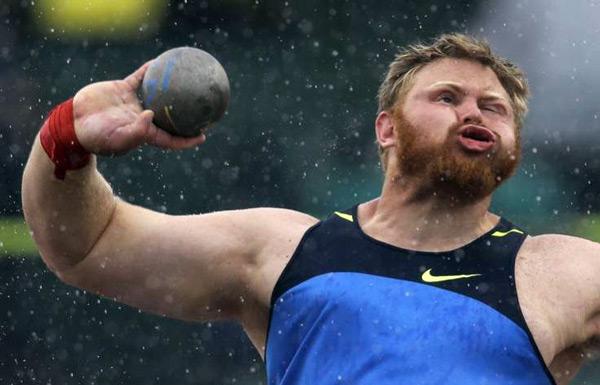 Ekspresi Kocak Para Atlet Saat Bertanding