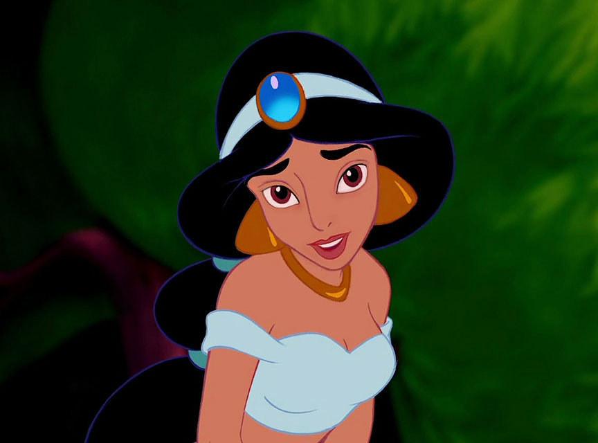 Jasmine tanpa Makeup