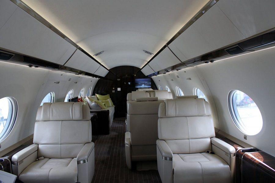 Yuk, Kita Intip Isi Jet Mewah Milik Rupert Murdoch Seharga $84 Juta!