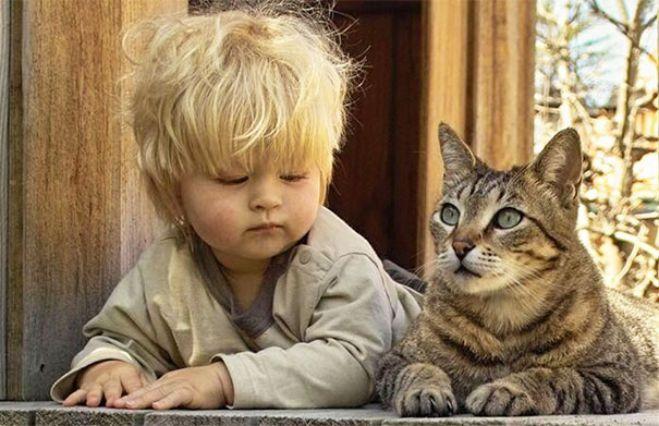 Saat Anak-anak Ini Berpikir Kalau Mereka Adalah Hewan Peliharaan, Maka Inilah yang Terjadi