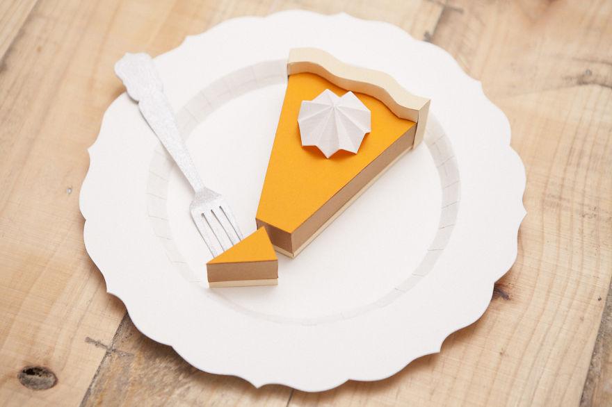 Makanan Ini Terbuat Dari Kertas Loh, Keren!