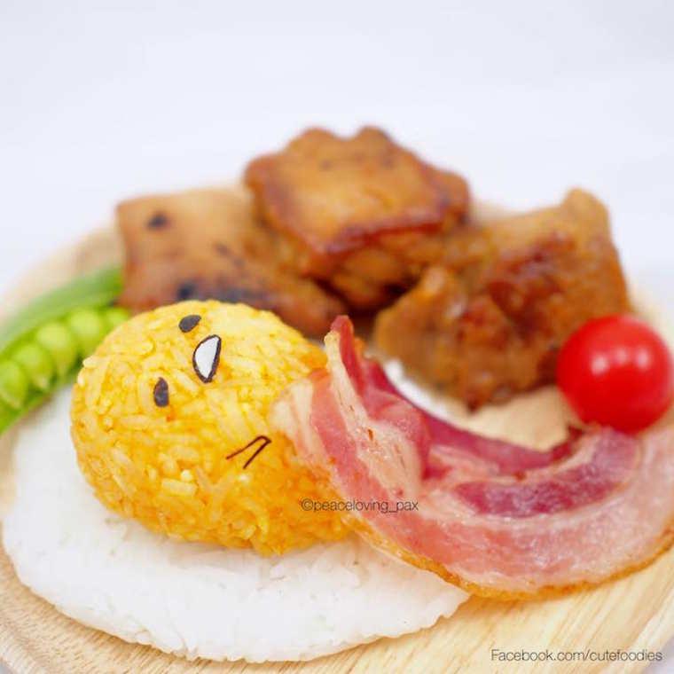Lucunya, Berbagai Kreasi Nasi Kepal Paling Imut dari Jepang Ini Bikin Kamu nggak Akan Tega Makannya!