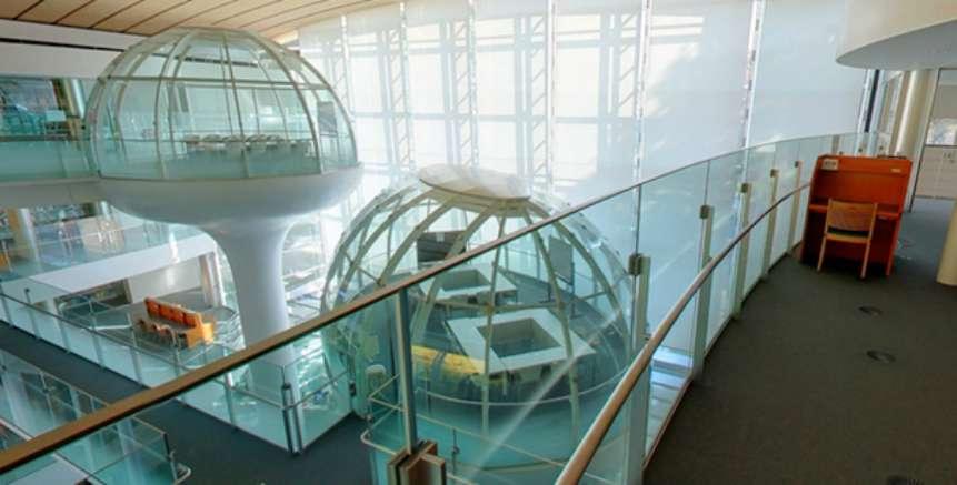Keren, Perpustakaan di Tokyo Ini Bisa Bikin Pengunjung Merasakan Sensasi 'Terbang' sambil Belajar!