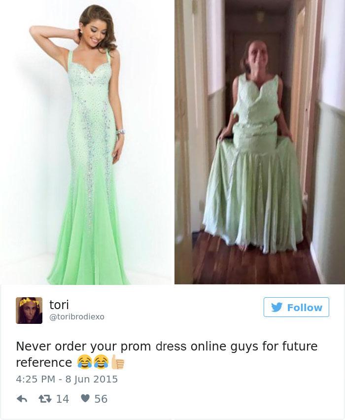 Ini Dia Gaun Prom Night Terkonyol Sepanjang Masa