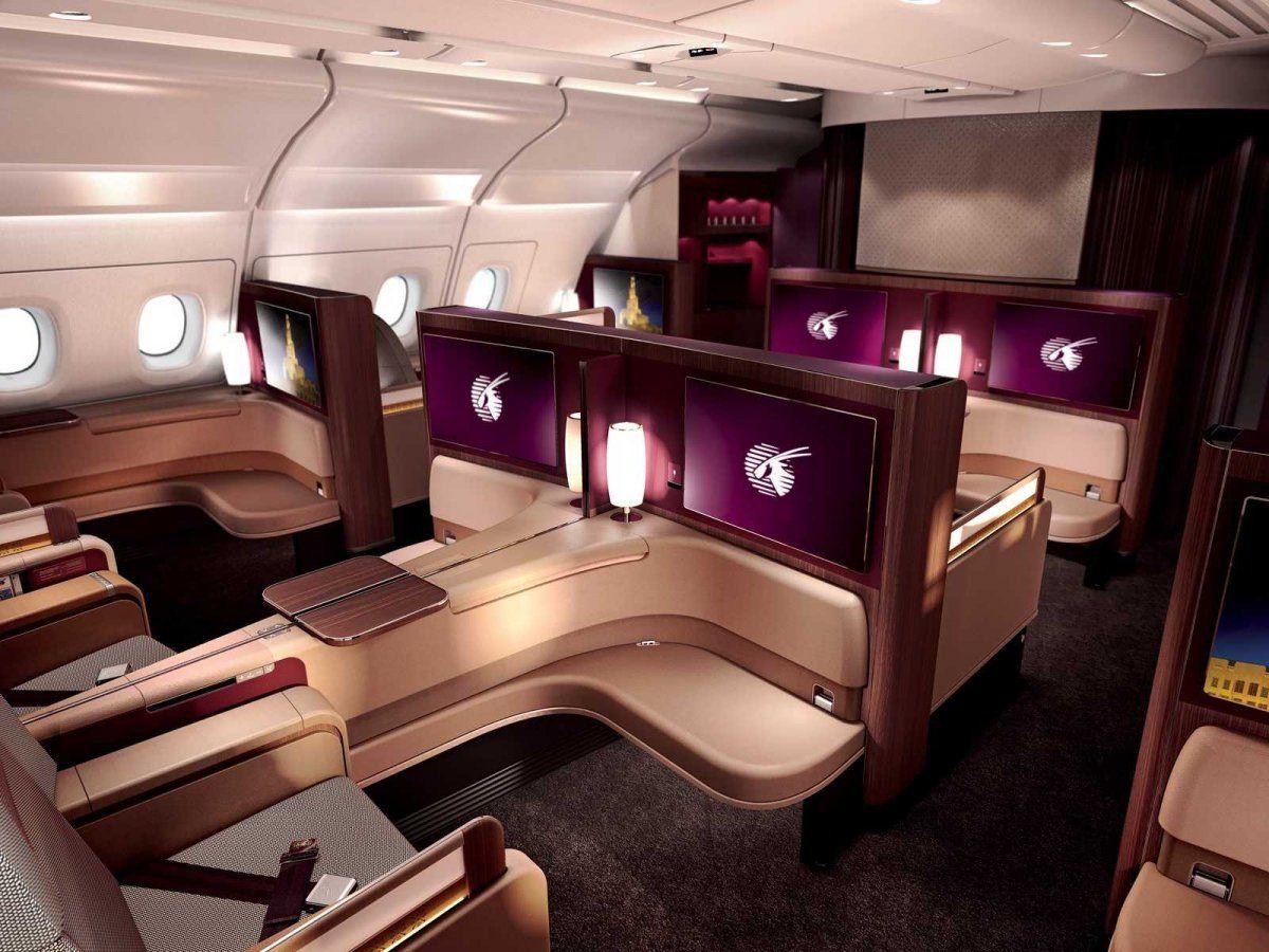 Nih Beberapa Penerbangan First Class yang Fasilitasnya Sama Kayak Hotel