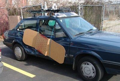 Ini Cara Reparasi Mobil Paling Kreatif Tapi Konyol
