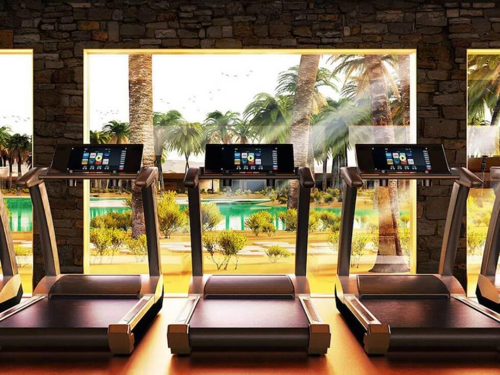 Wow, Kerennya Resort Di Tengah Gurun Pasir Ini!