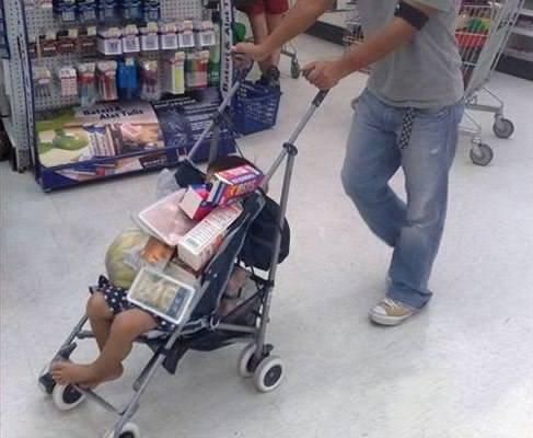 Ini Nih Cara Ngerawat Anak Terkacau, Jangan Ditiru Ya!
