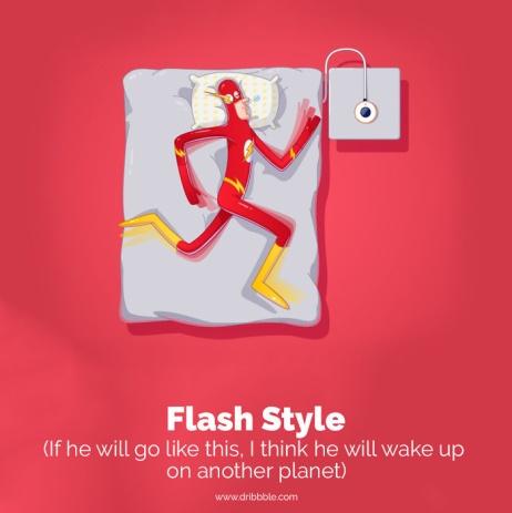 Superhero Tidur1