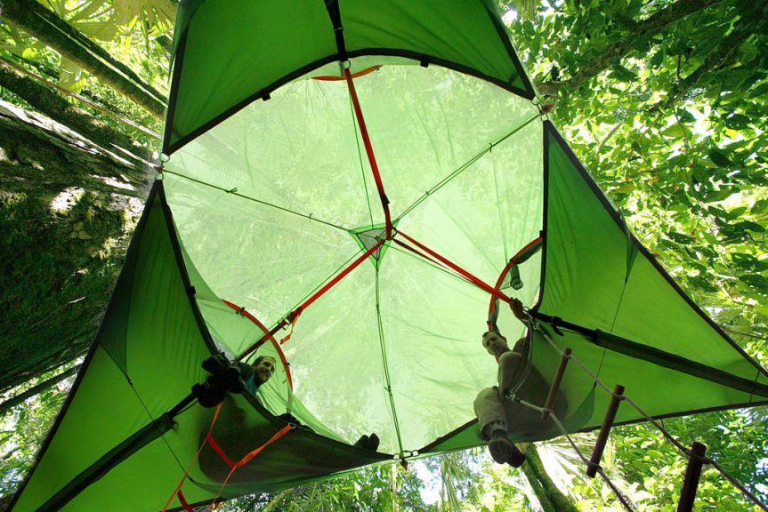 Tenda-Tenda Unik yang Bakal Buat Kamu Ketagihan Kemah!
