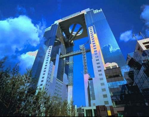 Unik, 10 Lift Terkeren di Seluruh Dunia
