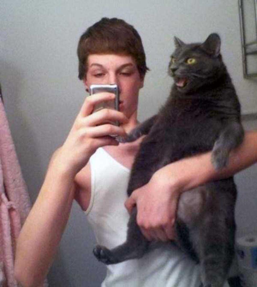 Ekspresi Lucu Kucing Ketika Mereka Nggak Suka Difoto, Kocak Banget