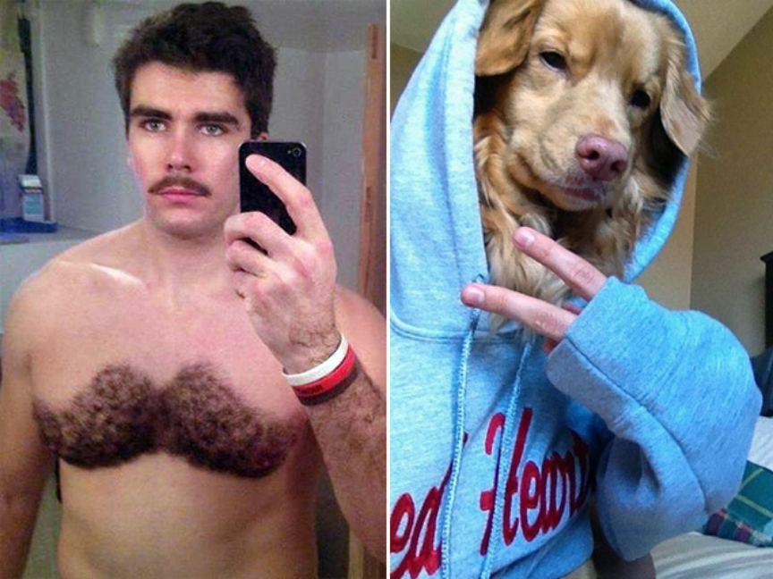 Ini Dia Foto-Foto Selfie Teraneh Sepanjang Masa