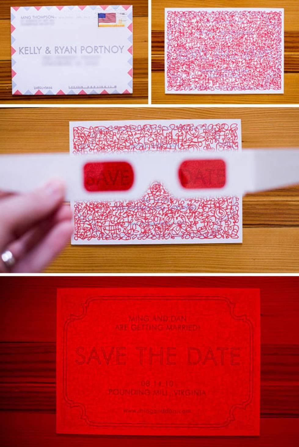 Undangan Pernikahan Super Unik Ini Bakal Buat Kamu Terkesan!