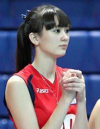 Gambar Cantik Dan Imut Sabina Altynbekova