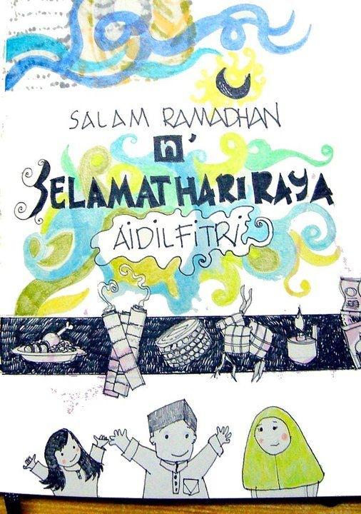 Unduh 660 Koleksi Wallpaper Lucu Idul Fitri Gratis Terbaik