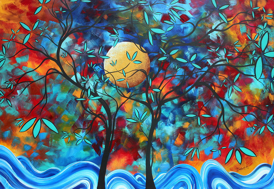 Lukisan Abstrak Hem: Gambar-lukisan-bunga-alam-abstrak-terbaru-abstrak-bulan1