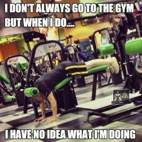 Buat yang Suka Nge-Gym, Jangan Sampe Begini Ya!