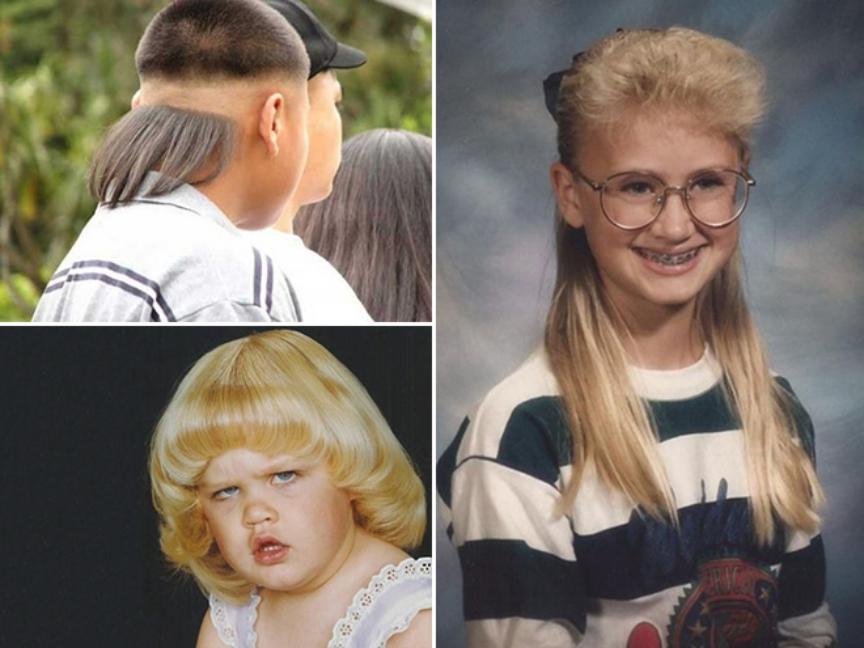 Model Potongan Rambut Terkocak Sepanjang Sejarah