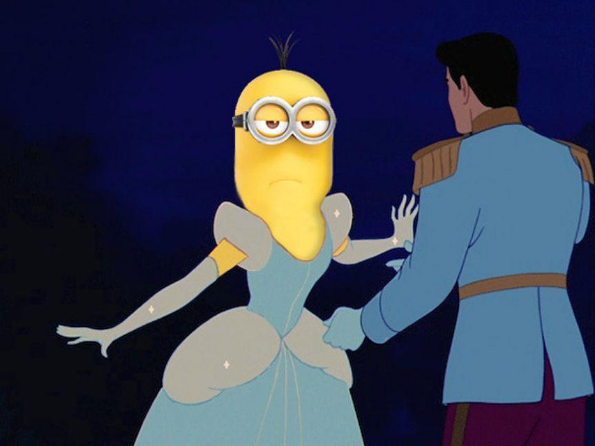 Kebayang Nggak Sih, Gimana Lucunya Kalau Princess Disney Berubah Jadi Minions?