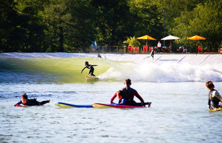 Keren, Ini Dia Kolam Pertama untuk Para Pecinta Surfing