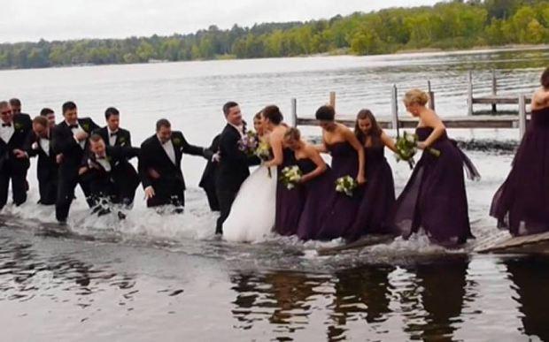 Jangan Sampai Pesta Pernikahan Kamu Kayak Gini Ya!